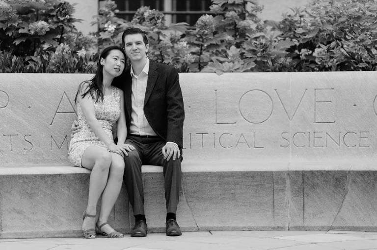 NYC Engagement Photo Session by Casey Fatchett Photography - fatchett.com