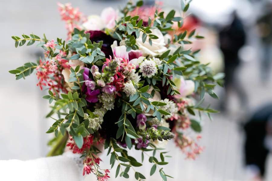 Wedding bouquet by G! Designs - photo by Casey Fatchett Photography - fatchett.com