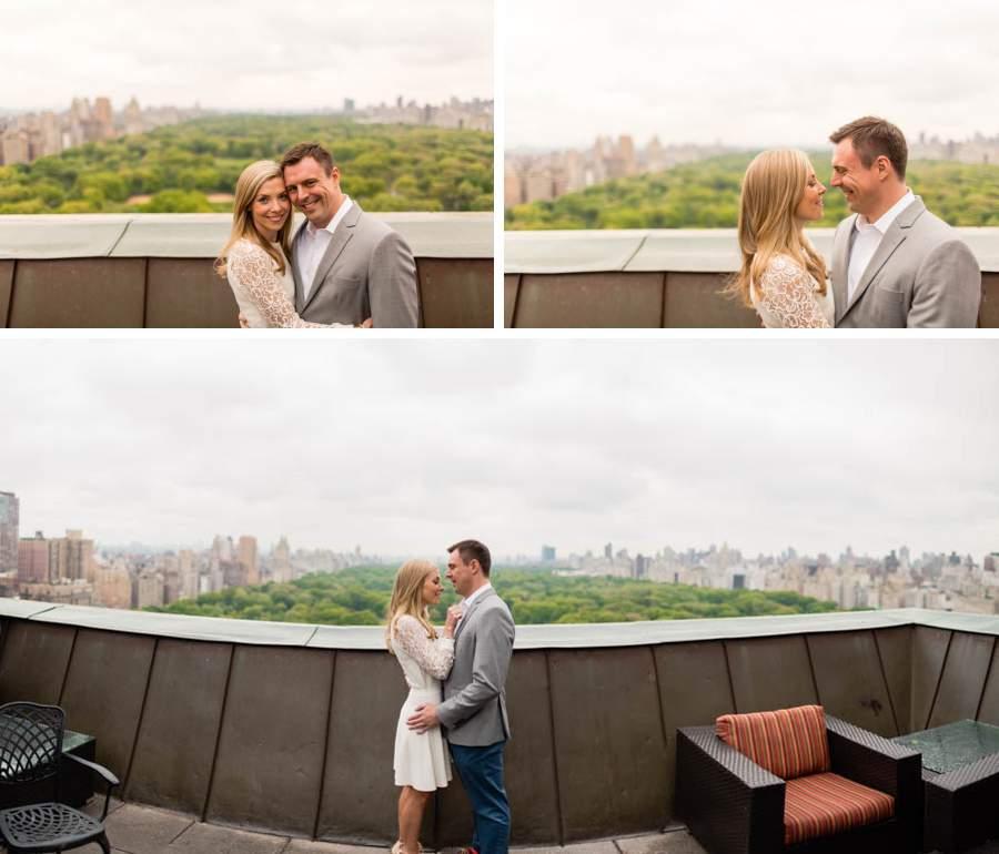 New York Athletic Club engagement by Casey Fatchett - fatchett.com