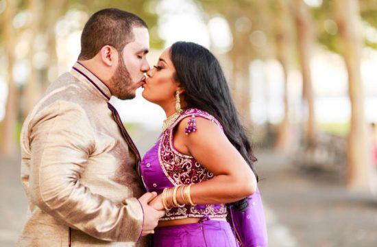 hindu wedding engagement photographer