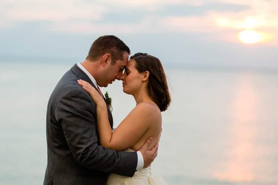 silver swan bayside bride and groom