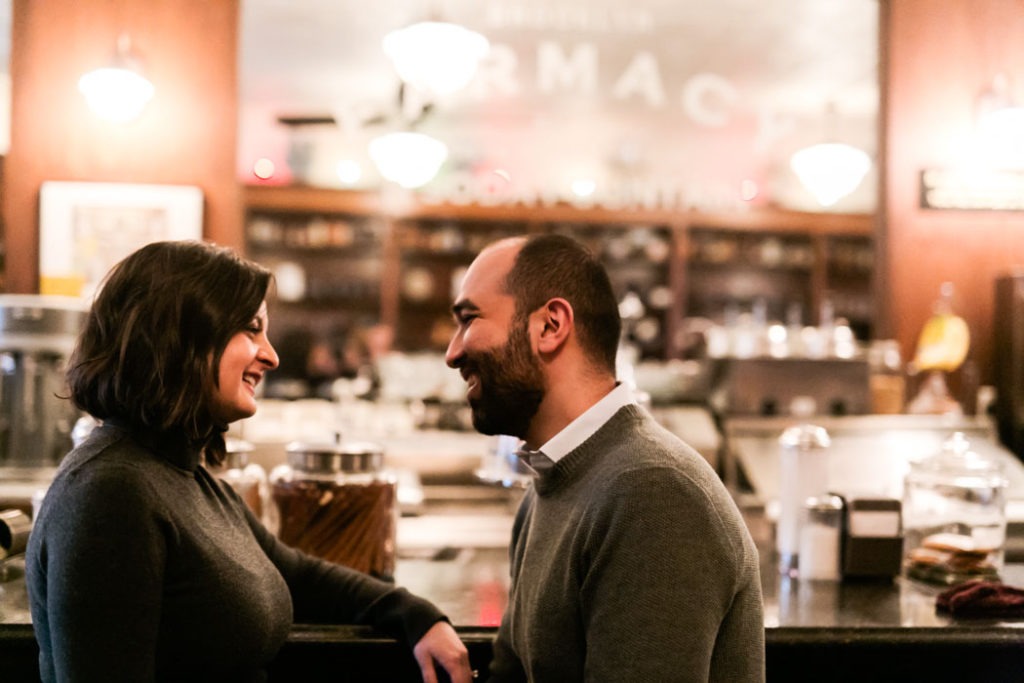 best spots for engagement photos in brooklyn