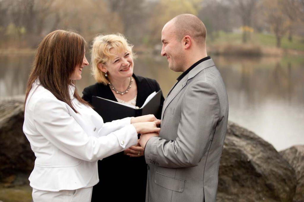best new york wedding officiants