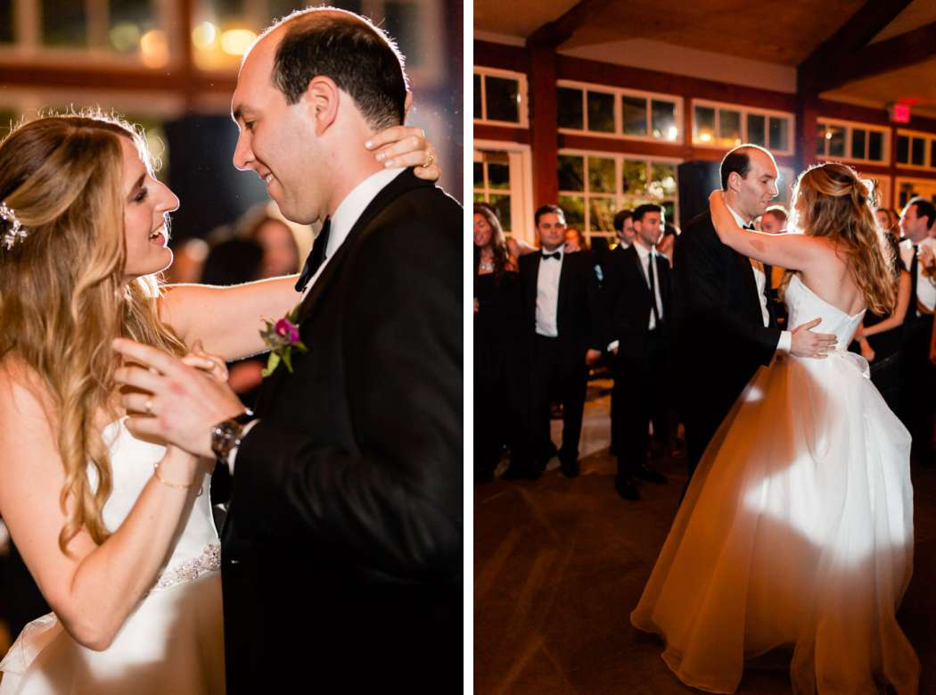 nyc wedding first dance central park boathouse