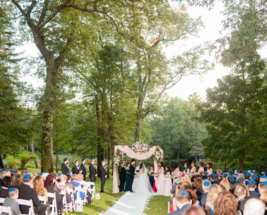 New Jersey wedding at Pleasantdale Chateau