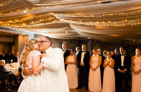 masterpiece award winning wedding photo