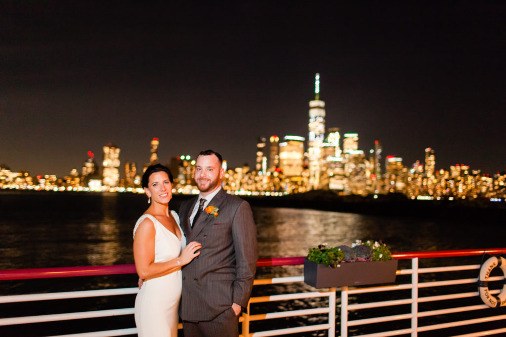 Jersey City wedding at Battellos