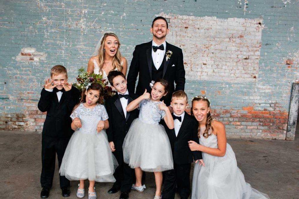 Basilica Hudson wedding photos