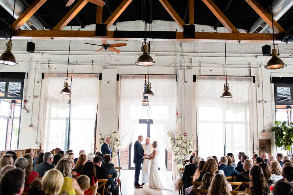 battello jersey city wedding ceremony photos