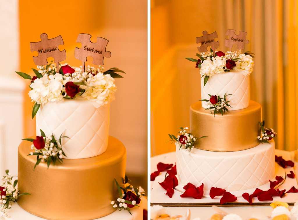 wedding cake photos by Casey Fatchett - https://fatchett.com