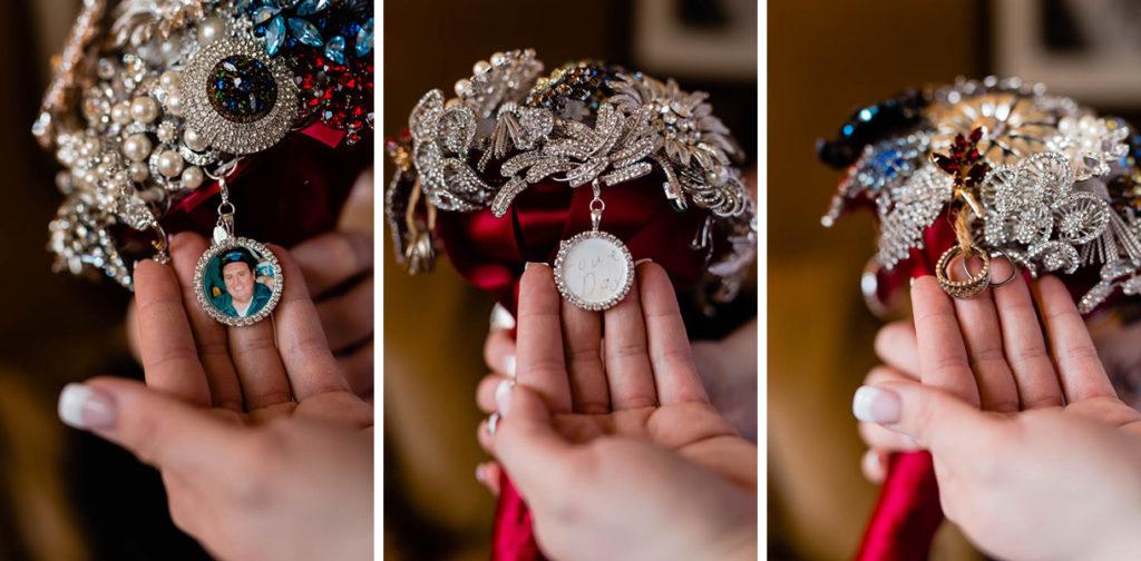 ways honor deceased wedding