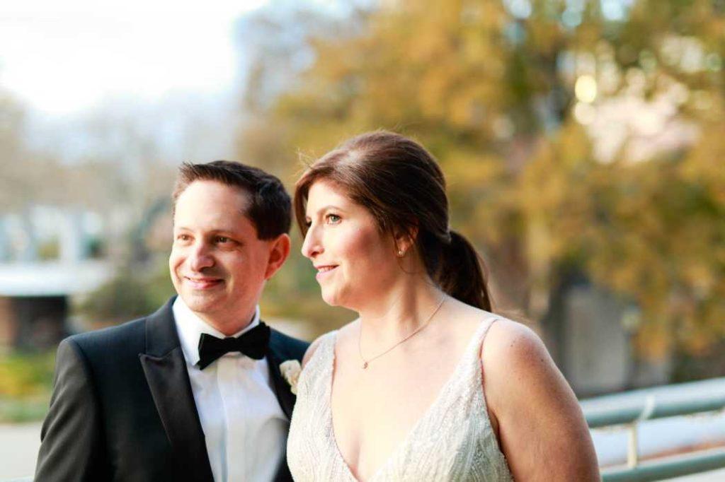 nyc wedding couple best photographer