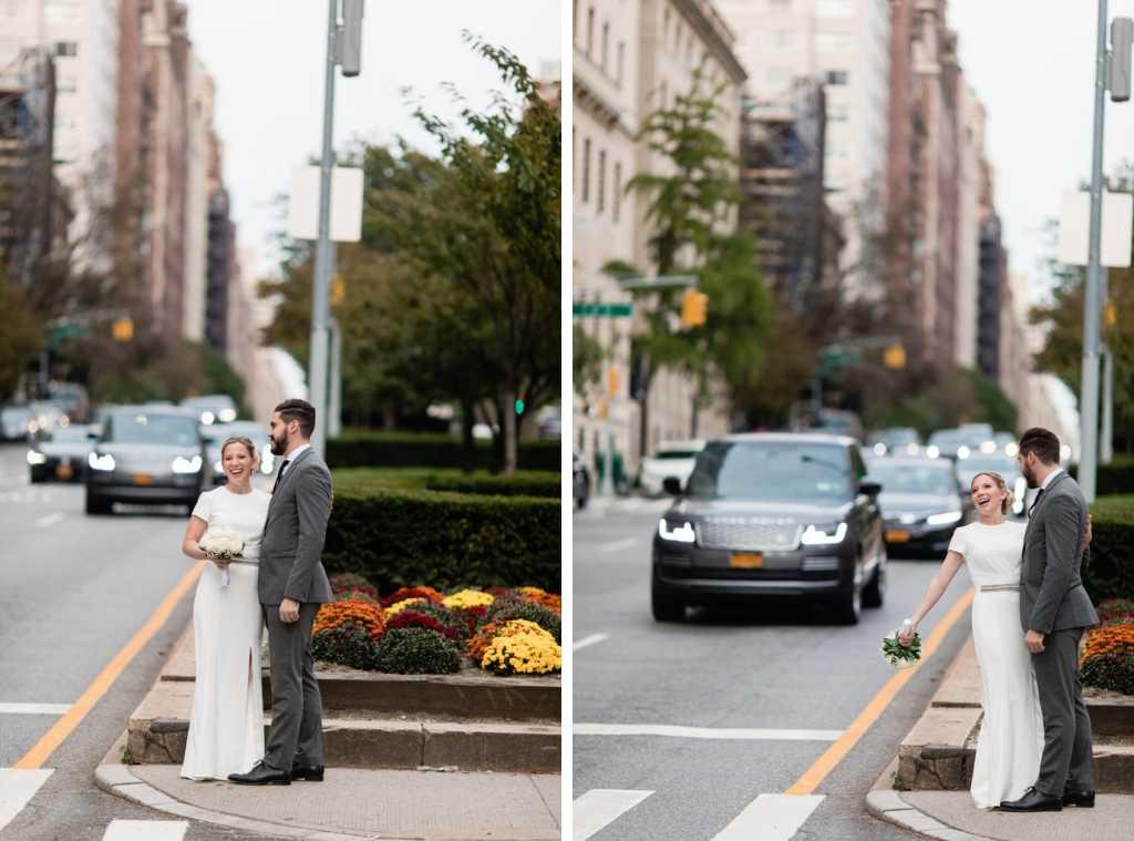 new york city candid wedding photographer