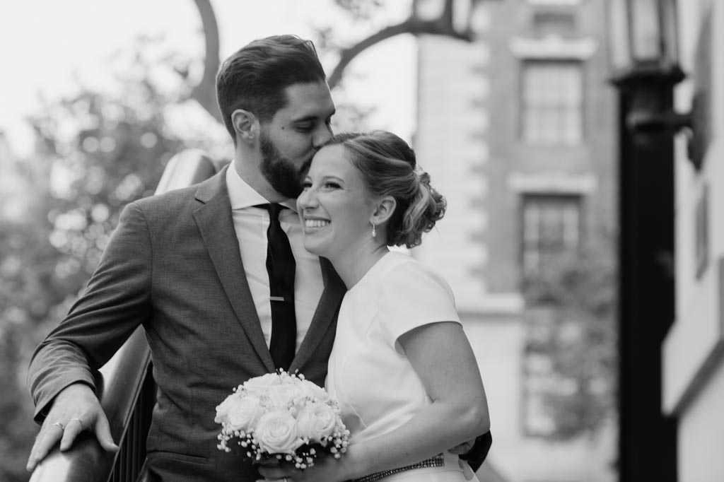 candid intimate NYC wedding photographer