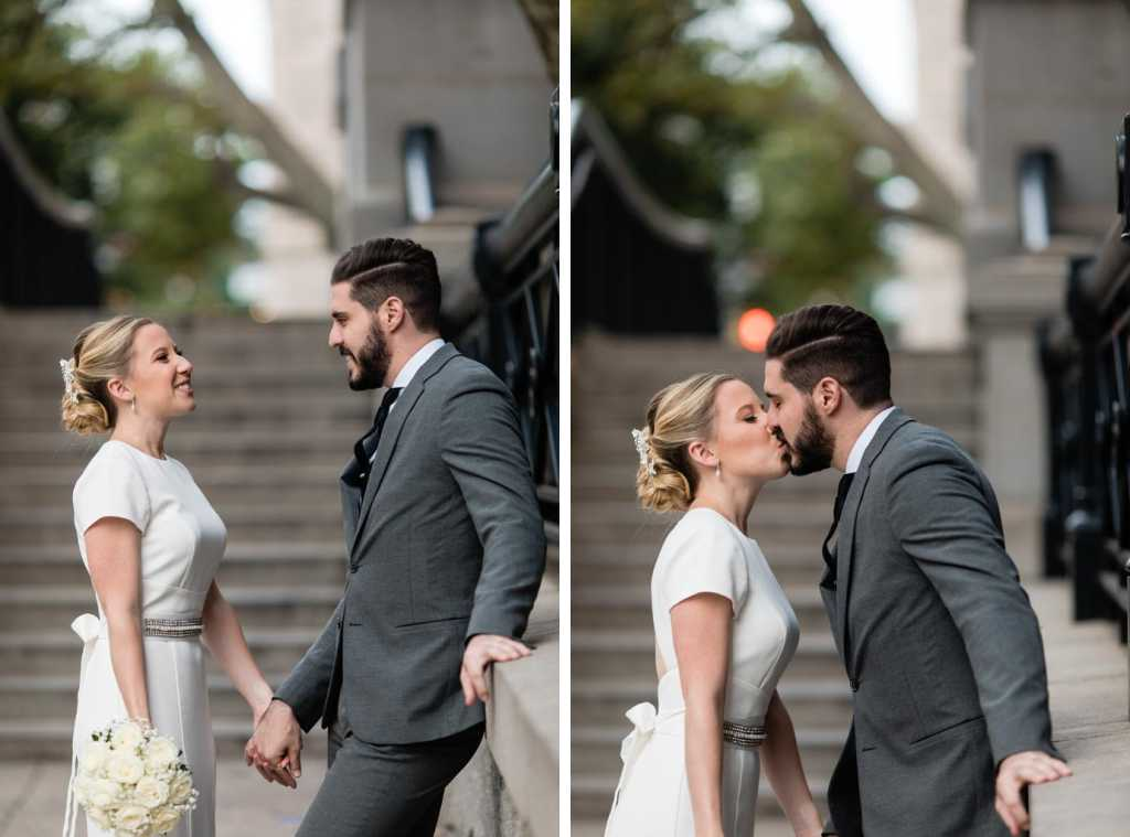 beautiful new york city wedding photos