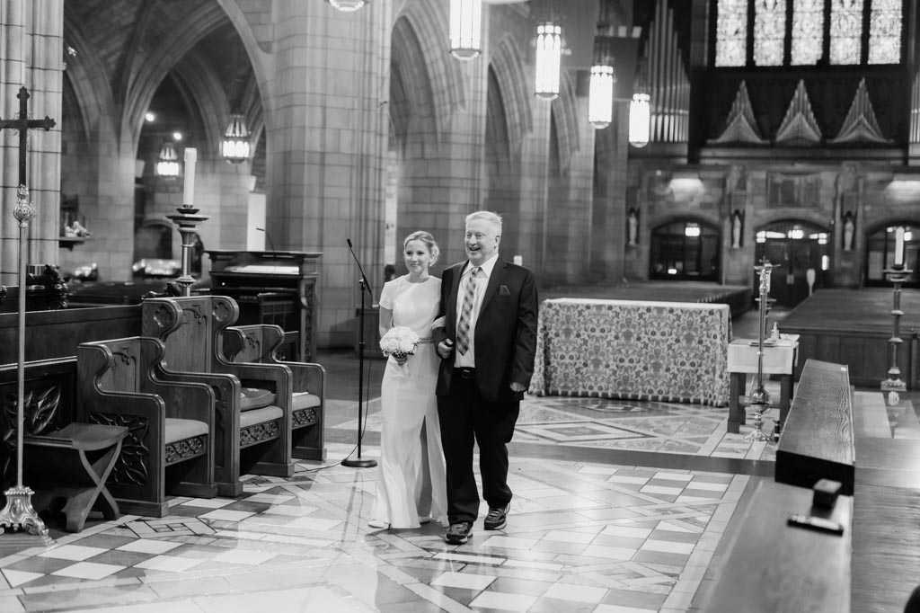 intimate nyc wedding photos