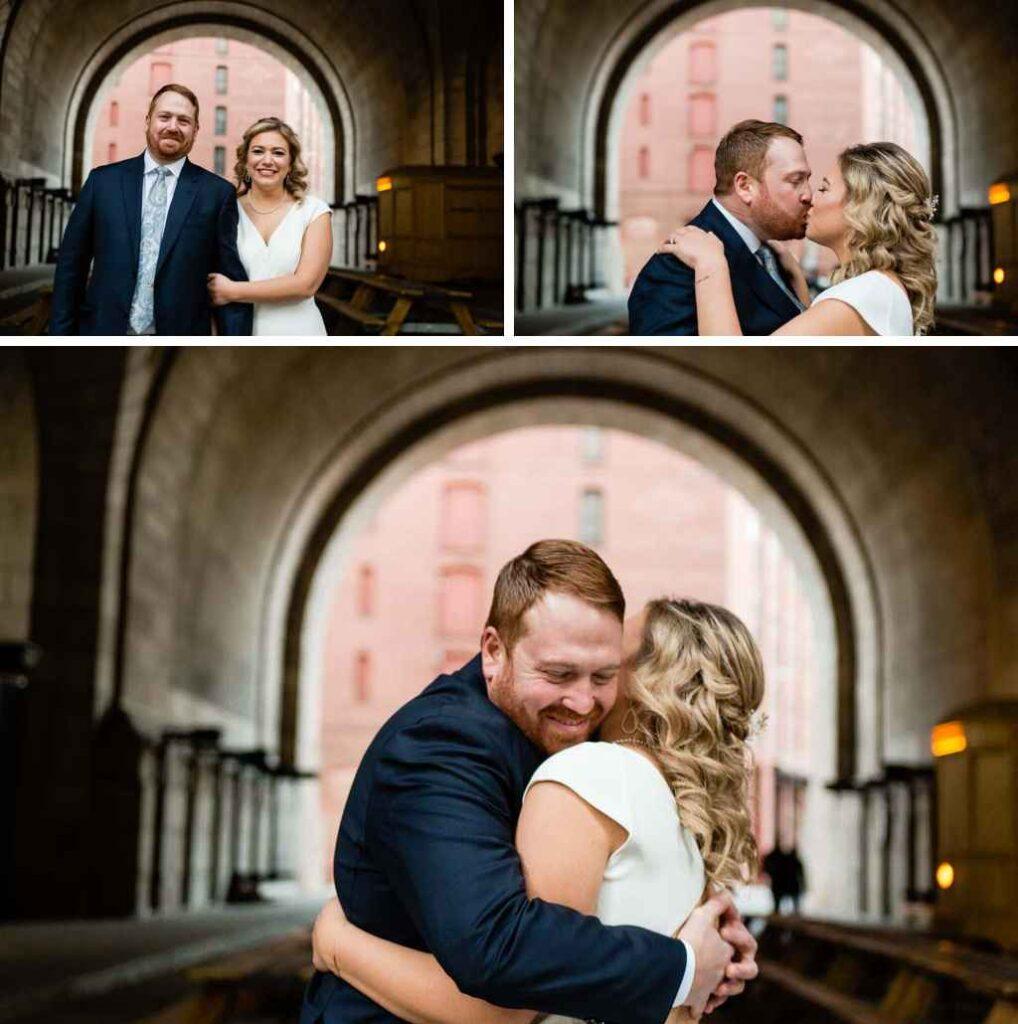 brooklyn wedding portraits by wedding photographer casey fatchett