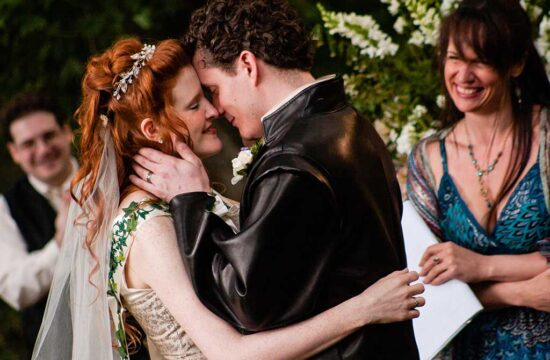renaissance festival wedding