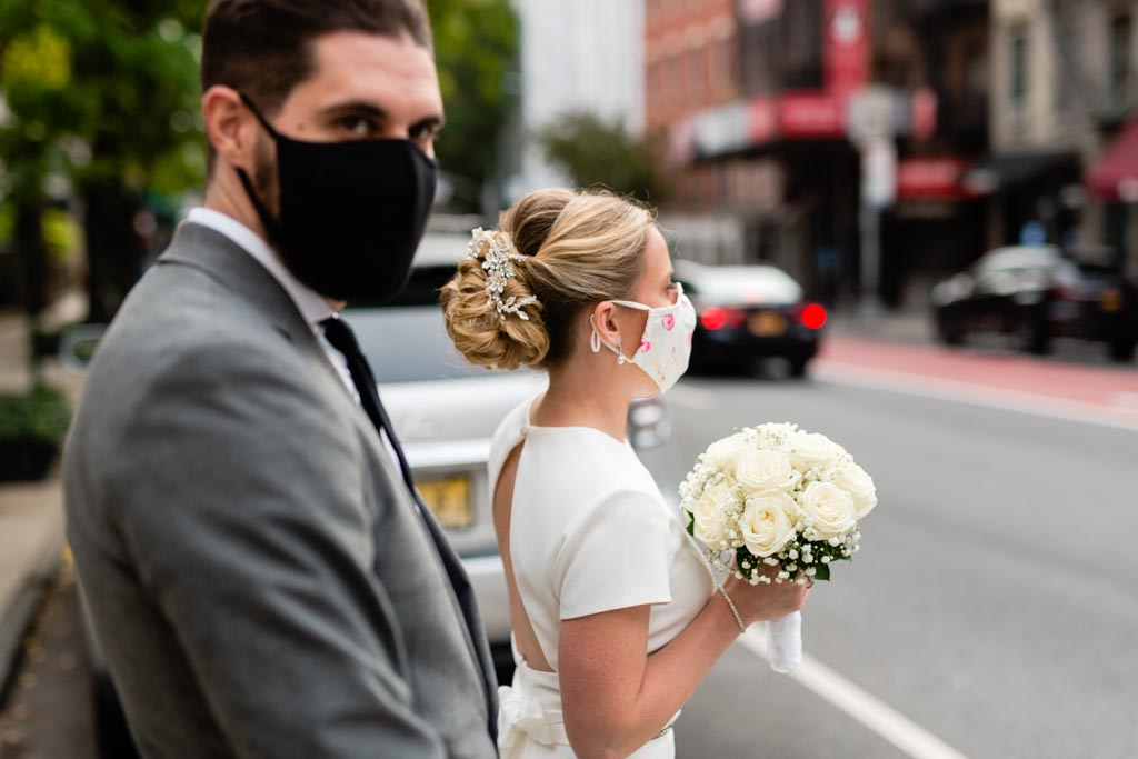 new york state and new jersey covid-19 pandemic wedding protocols restrictions and regulations