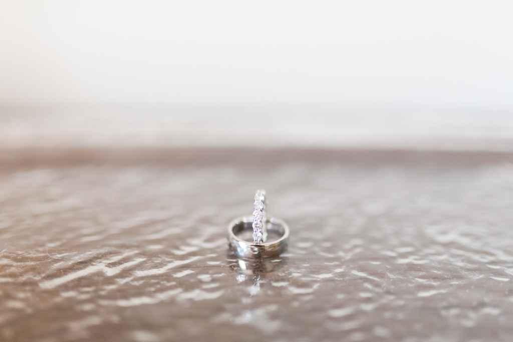 wedding rings wedding bands detail photo