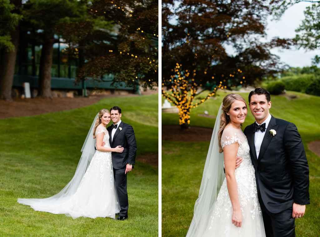 bride and groom wedding portrait photos hudson valley wedding photographer