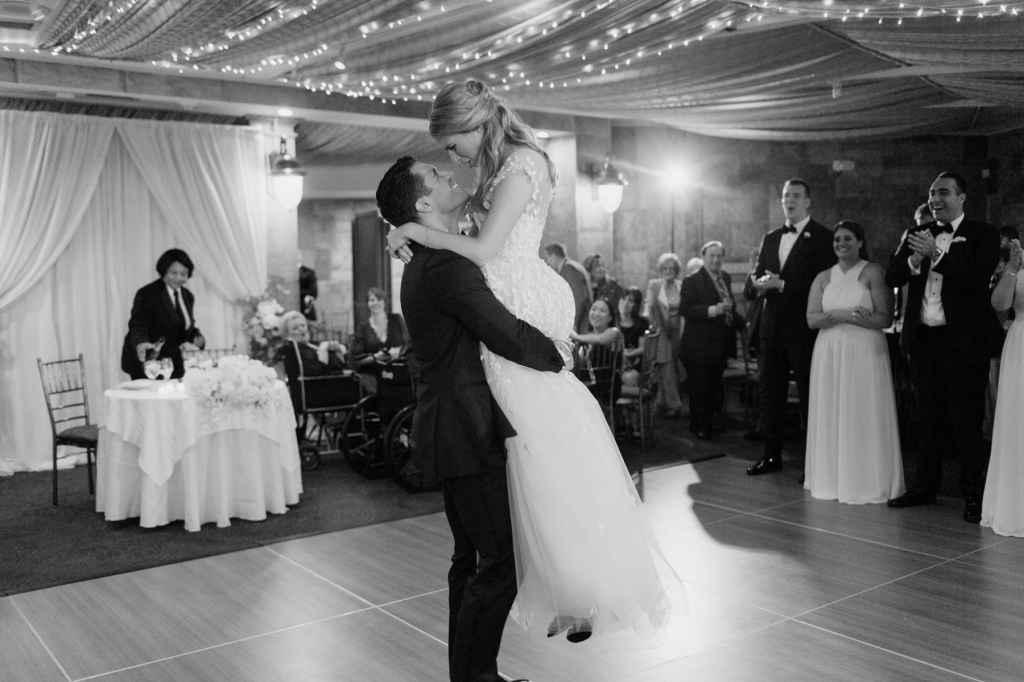 elegant tappan hill mansion wedding photos