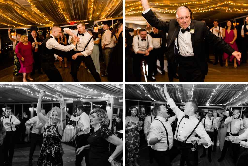 tappan hill mansion hudson valley wedding photos by photographer Casey Fatchett